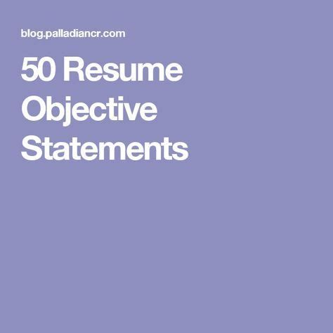 Management Objectives Resume Objective LiveCareer